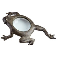 Magnifying Froggy