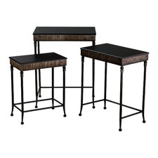 <strong>Cyan Design</strong> Empire 3 Piece Nesting Tables