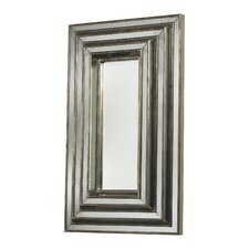 Plaza Mirror in Antiqued Gold