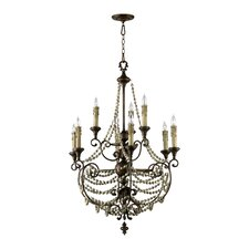 Meriel 9 Light Chandelier