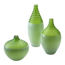 Medium Meadow Vase in Green