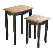 <strong>Cyan Design</strong> Surrey 2 Piece Nesting Tables