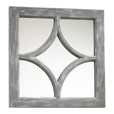 <strong>Cyan Design</strong> Ashton Mirror in Distressed Gray