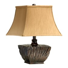 "Mitchell 18"" H Table Lamp with Square Shade"