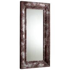 Mercury Mirror in Rustic