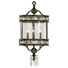 Buckingham 3 Light Foyer Pendant