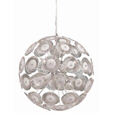 <strong>Cyan Design</strong> Dandelion 6 Light Globe Pendant