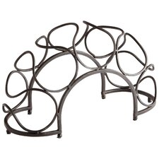 Bridge 5 Bottle Wine Rack
