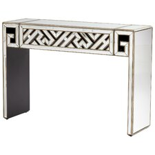 Deco Divide Console Table