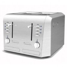 <strong>DeLonghi</strong> 4-Slice Conventional Toaster