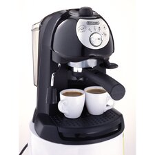 <strong>DeLonghi</strong> Pump Driven Espresso/Cappuccino Maker