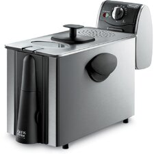 <strong>DeLonghi</strong> Dual Zone Deep Fryer