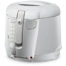 Deep Fryer with Adjustable Thermostat