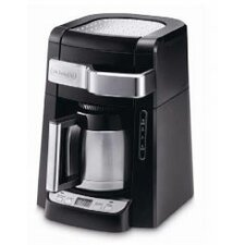 <strong>DeLonghi</strong> 10-Cup Frontal Access Coffee Maker