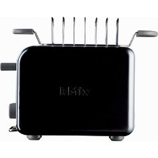 kMix 2-Slice Toaster in Black