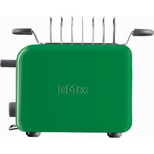 kMix 2-Slice Toaster in Green