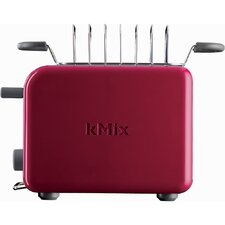 kMix 2-Slice Toaster in Red