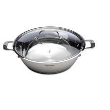 "<strong>DeLonghi</strong> 5.5"" Cook and Serve Pan"