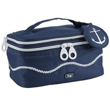 Nautical Towboat Cosmetic Case