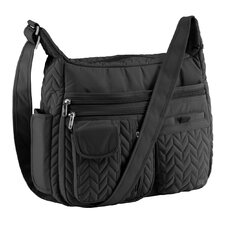 Double Dutch Messenger Cross Body Bag