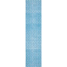 Thom Filicia Summer Blue Indoor/Outdoor Rug