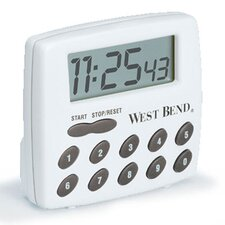 <strong>West Bend</strong> West Bend Electronic Stopwatch/Timer