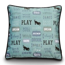 Dog's Life Play Dog Pillow