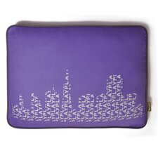 "<strong>P.L.A.Y.</strong> Cosmopolitan ""SF""yline Rectangular Dog Pillow"