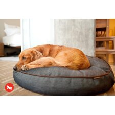 <strong>P.L.A.Y.</strong> Signature Urban Denim Round Dog Pillow
