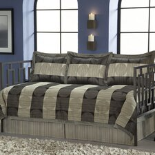 <strong>Southern Textiles</strong> Skyline Ensemble 5 Piece Daybed Set