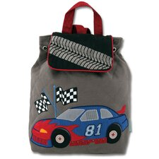 <strong>Stephen Joseph</strong> Signature Racecar Backpack