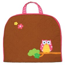 Quilted Owl Garment Bag