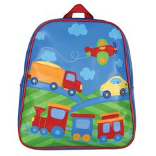 <strong>Stephen Joseph</strong> Transportation Go-Go School Backpack