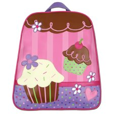 Cupcake Go-Go School Backpack