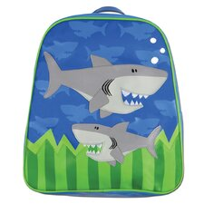 Shark Go-Go School Backpack