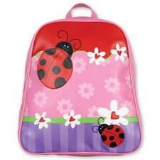 <strong>Stephen Joseph</strong> Ladybug Go-Go School Backpack