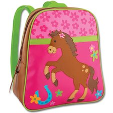 Boy Zoo Go-Go School Backpack