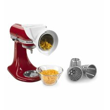 Slicer/Shredder Attachment for Stand Mixers