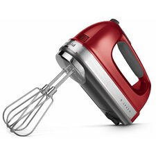 9-Speed Hand Mixer with Turbo Beater II Accessories
