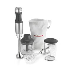 3 Speed Immersion Blender Set