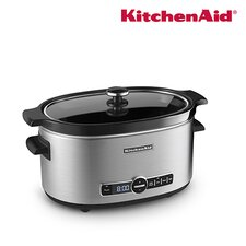 6-Quart Slow Cooker