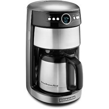 Programmable Coffee Maker with Thermal Carafe
