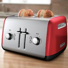 <strong>KitchenAid</strong> 4-Slice Toaster