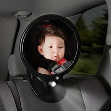 <strong>Brica</strong> Easy View Plus Back Seat Mirror with Light