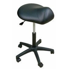 <strong>Oakworks</strong> Premium Saddle Stool