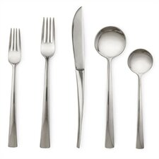 <strong>Dansk</strong> Rondure 5 Piece Flatware Set