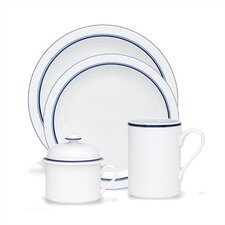 <strong>Dansk</strong> Bistro Christianshavn Blue Dinnerware Set