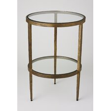 Laforge Two Tiered End Table