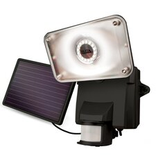Bright Motion-Activated Solar Security Light