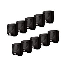 Battery-Powered Motion-Activated Outdoor Night Light (Set of 10)